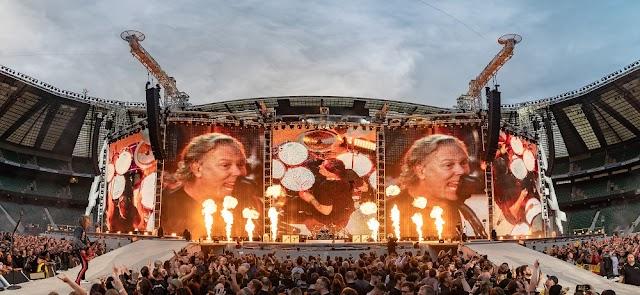 [ATUALIZADO] É OFICIAL: Metallica volta ao Brasil em Abril de 2020 e preços são anunciados! Confira: