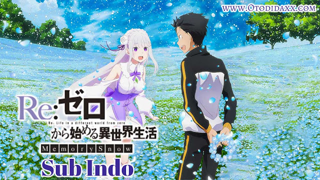 Streaming Re Zero Memory Snow Sub Indo