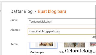 Daftar Blog - geloratekno.com