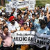 Health services hit in New Delhi as doctors boycott work