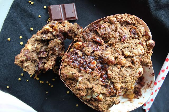Suikervrije Glutenvrije Super Food Ontbijtkoek