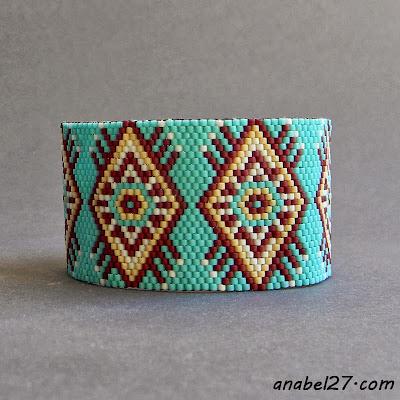 купить украшения ручной работы в этническом стиле