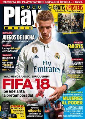 Descargar Revista PlayManía gratis