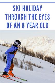 Family Ski holiday, 8 year old skiing, snowbizz, themummyadventure.com, family travel