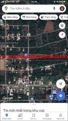 Bán đất xã Cuôr Đăng Huyện Cư M'gar 300 triệu