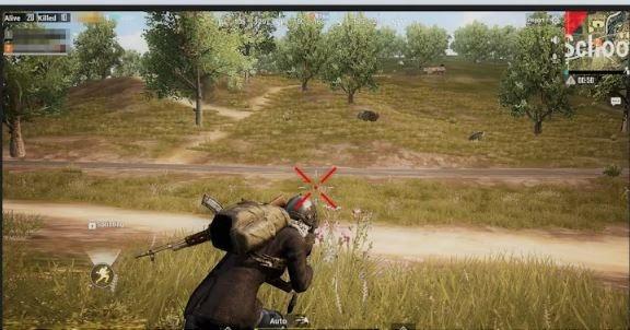 Best crosshair overlay for pubg mobile Play like shroud aim