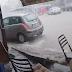 Σφοδρή καταιγίδα έπληξε την Κόνιτσα ..Ποτάμια οι δρόμοι !