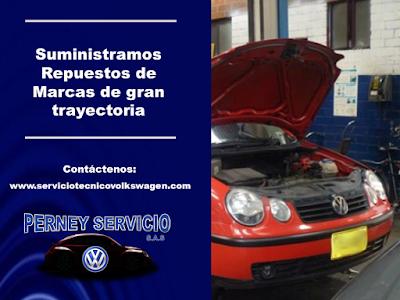 Taller Volkswagen - Repuestos en Bogota