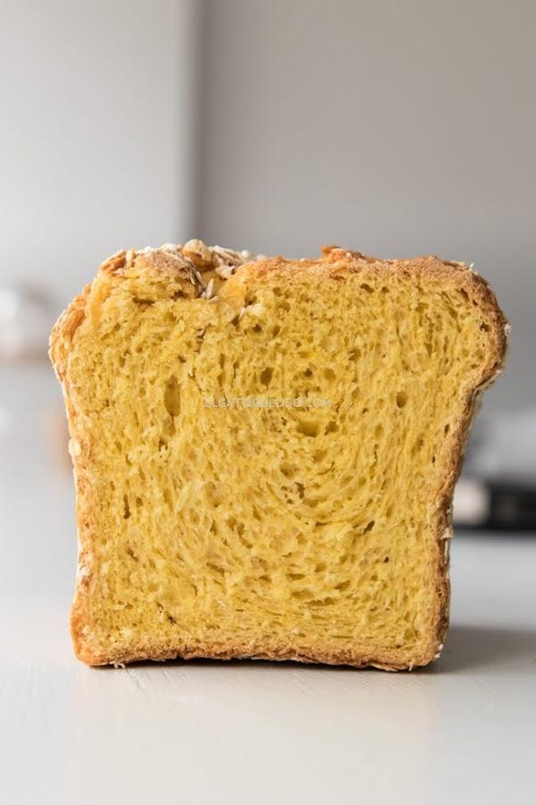 Pan de batata que sirve para todo