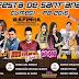 Confira como foi a primeira noite da Festa de Santana de Cuitegi