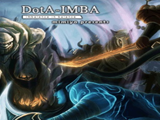 DotA IMBA AI 381e Maps Warcraft 3 AI