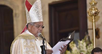 """Monseñor Ozoria: """"Se hace patria cuando se persigue el bienestar de todos"""""""