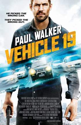 Vehicle 19 (2013) Dual Audio Hindi 270MB BluRay 480p