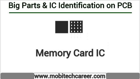 Memory card ic mmc ic identification on mobile cell phone smartphone pcb circuit board motherboad | Memory card ic mmc ic ki mobile phone pcb par pahchan kaise kare | Memory card ic mmc ic की मोबाइल रिपेयरिंग में पीसीबी पर पहचान करना सीखें कार्य व खराबियाँ | मोबाइल रिपेयर करना हिन्दी में सीखें | PCB पर All IC पहचान