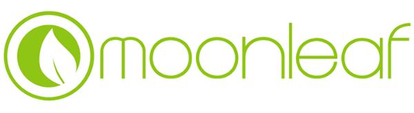 Moonleaf milk tea logo