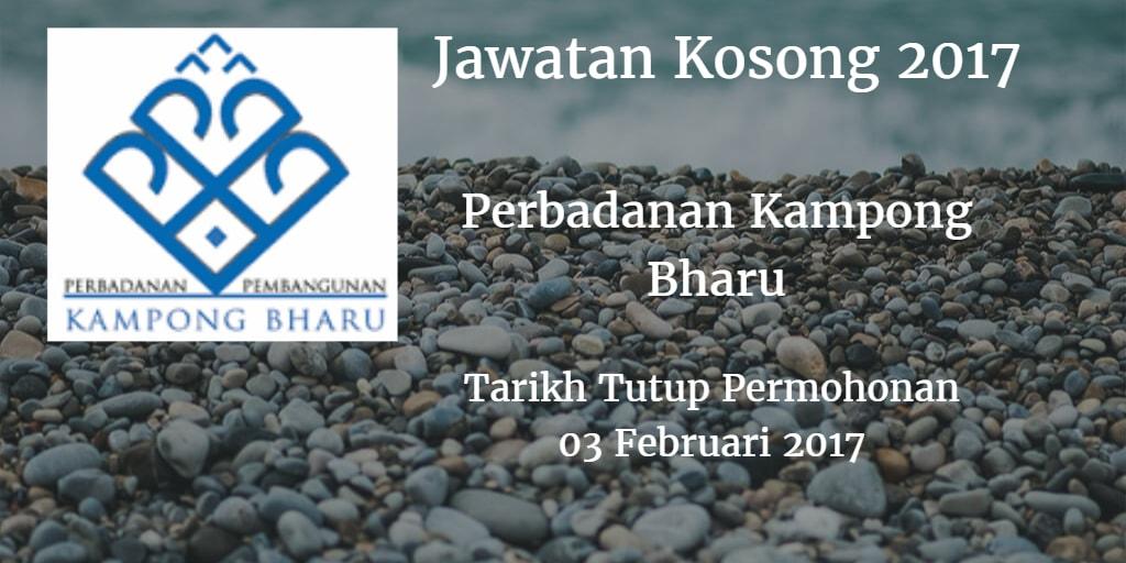 Jawatan Kosong PKB 03 Februari 2017