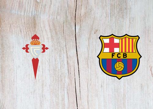 Celta Vigo vs Barcelona -Highlights 01 October 2020