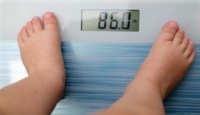 Anak Obesitas Tingkatkan Risiko Kesehatan di Kemudian Hari