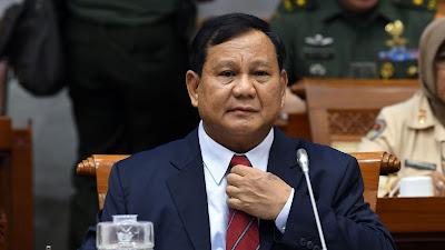 Elektabilitas Prabowo Subianto Masih Juara, tapi Potensi Ancaman Datang dari Tokoh Ini
