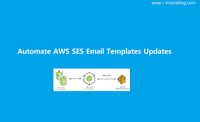 How to automate AWS SES E-mail Template Update