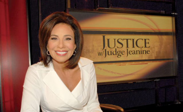Judge Jeanine Takes A Victory Lap, Thanks Whoopi For Amazon Book Sales Assist