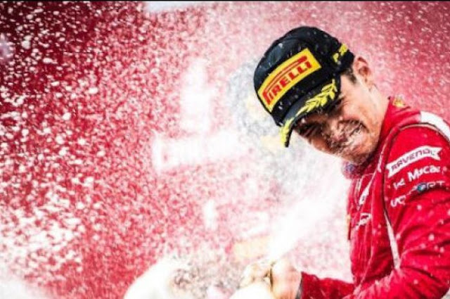 Charles Leclerc Called Victory at Monza the Best Moment of 2019