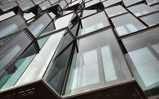 использование стекла в архитектуре