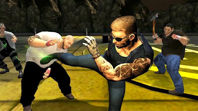 Fight Club MOD APK