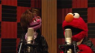 Elmo and Justin Bieber Muppet sing Measure Yeah Measure. Sesame Street The Best of Elmo 3