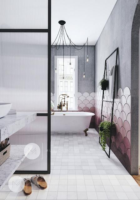 Interior Design For Small Bathroom