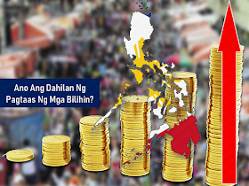 Filipinos especially overseas Filipino workers  (OFW) who are sending remittances into their family back home are alarmed by the high inflation rate which started August this year. Families are complaining about their budget which used to be enough is now hardly meet their monthly expenditures. The commodities, food and transportation causes continue to rise while the salary remains stagnant. What are the major contributors of price hike?    Ads    </  Sponsored Links    The inflation rate is a measure of the sustained increase in prices of goods and services over a given period of time. It is being felt by people in a nation belonging to different walks of life. The 4.8% inflation rate is being pointed out as a major cause of the price hike of electricity, gas, fuels, fish, rice, personal transport, vegetables, and meat prices.   President Rodrigo Duterte attributed high inflation rates due to high tariffs imposed by the US government on some goods.  What is the contributing factor which causes the prices of commodities, especially food items and services to shoot up?    Department of Finance Assistant Secretary Tony Lambino explains the ten major contributors of the high inflation rates which include the following:    1. Electricity, Gas and other fuels.  Electricity increased .03 centavos from July to August this year. So, the average household which consumes 100 kilowatts/hr will have an additional P3 on their electric bill. However, the increase in progression started in July of 2017. Gas and other fuels refer to household utility gas or LPG and kerosene.    2. Fish   Increase in prices of fish is partly attributed to the recent restrictions of the Department of Agriculture to the commercial fishing vessels to stay away from municipal waters. There is also tightening of fish breeding due to climate change which affects the quantity of harvest and supply.    3. Rice  Prices of rice are the most significant among price increases being the staple food of Filipinos