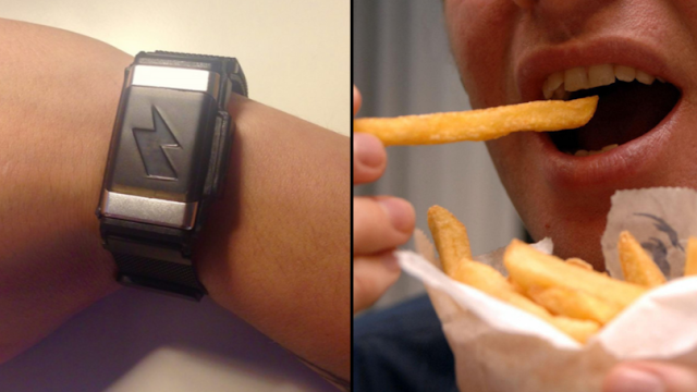 Amazon Is Selling A Bracelet That Shocks You If You Eat Too Much Fast Food
