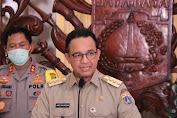 PAD DKI Turun Rp 40 T, Anies Potong Tunjangan PNS 50 Persen