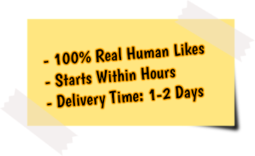 get more facebook page likes service features