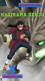 hashirama senju sage mode wallpaper