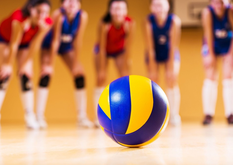 Games You Can Play on Your Break, volleyball