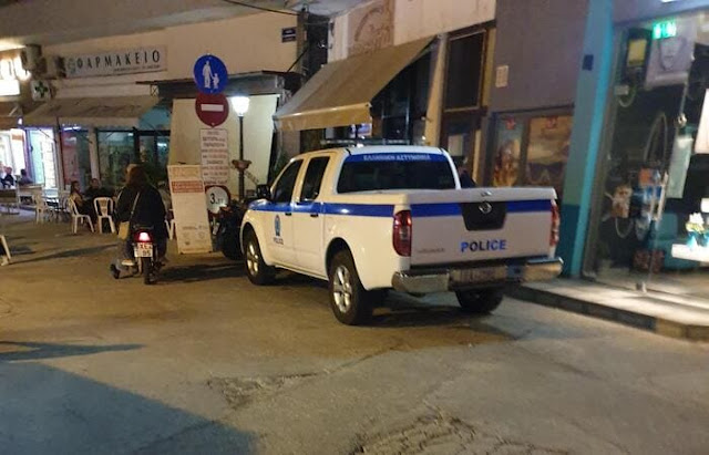 Πρόστιμο 1.500€ και αναστολή για 15 ημέρες σε κατάστημα στο Λάμποβο