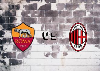 Roma vs Milan  Resumen y Partido Completo