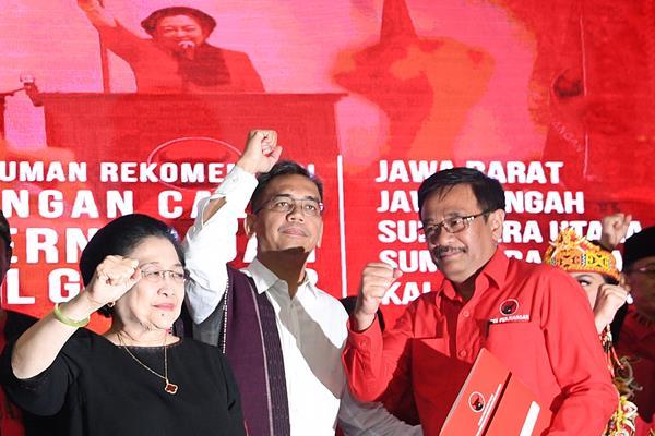 Inilah 4 Poin Kontrak Politik Djarot-Sihar dengan PPP