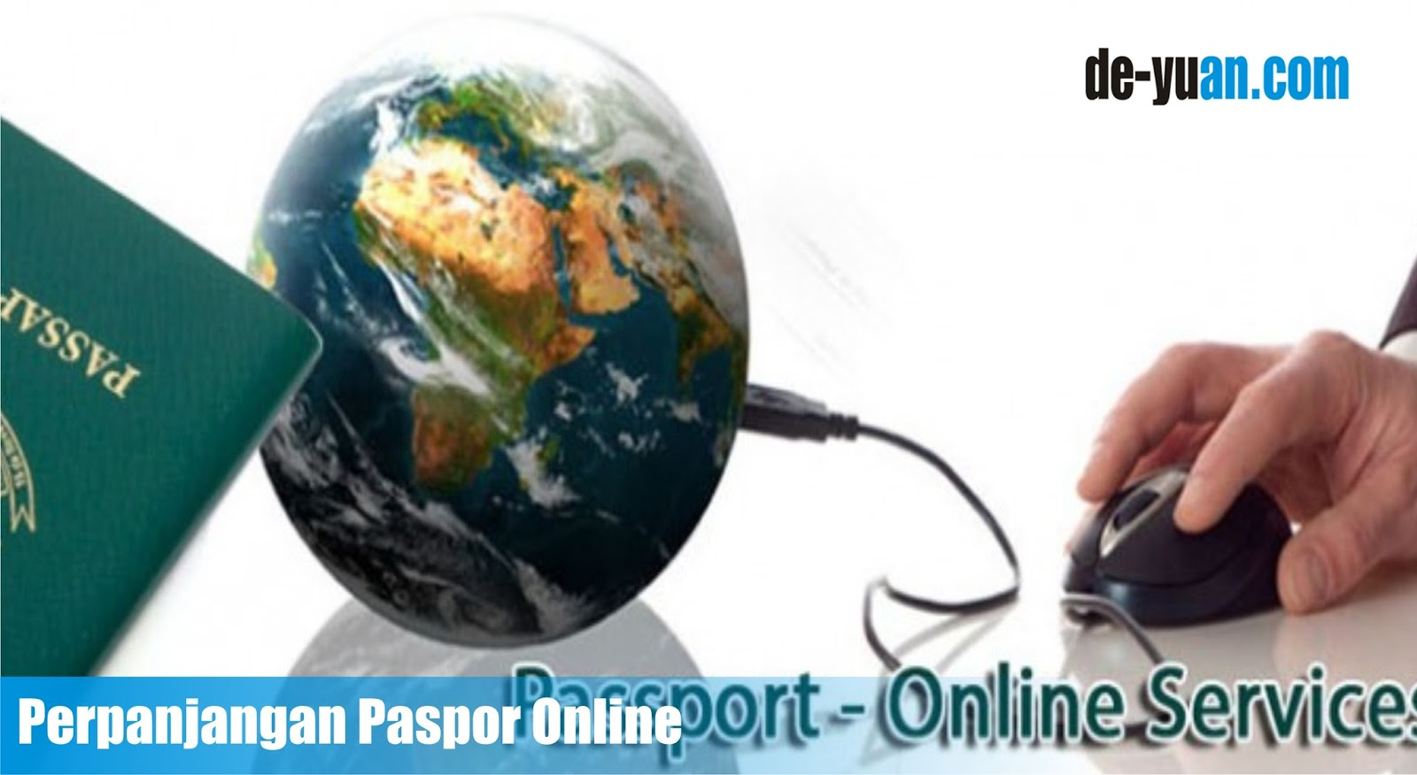 Cara Buat Paspor Online   myideasbedroom.com