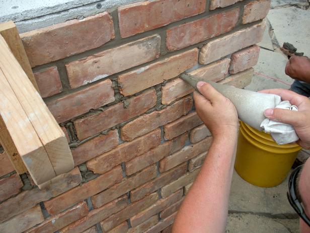 Brick Laminate Picture Brick Facing