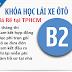 Học Lái Xe Ôtô B2, B1, C Giá Rẽ Tại Thành Phố Hồ Chí Minh