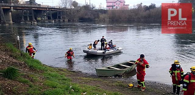 Osorno: encuentran cuerpo en el río Rahue