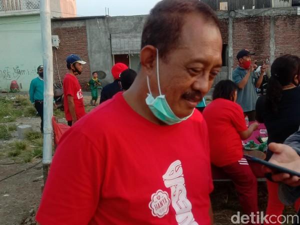 Wawali Surabaya Terpilih Armuji Dikabarkan Dirawat Intensif di RSU dr Soetomo