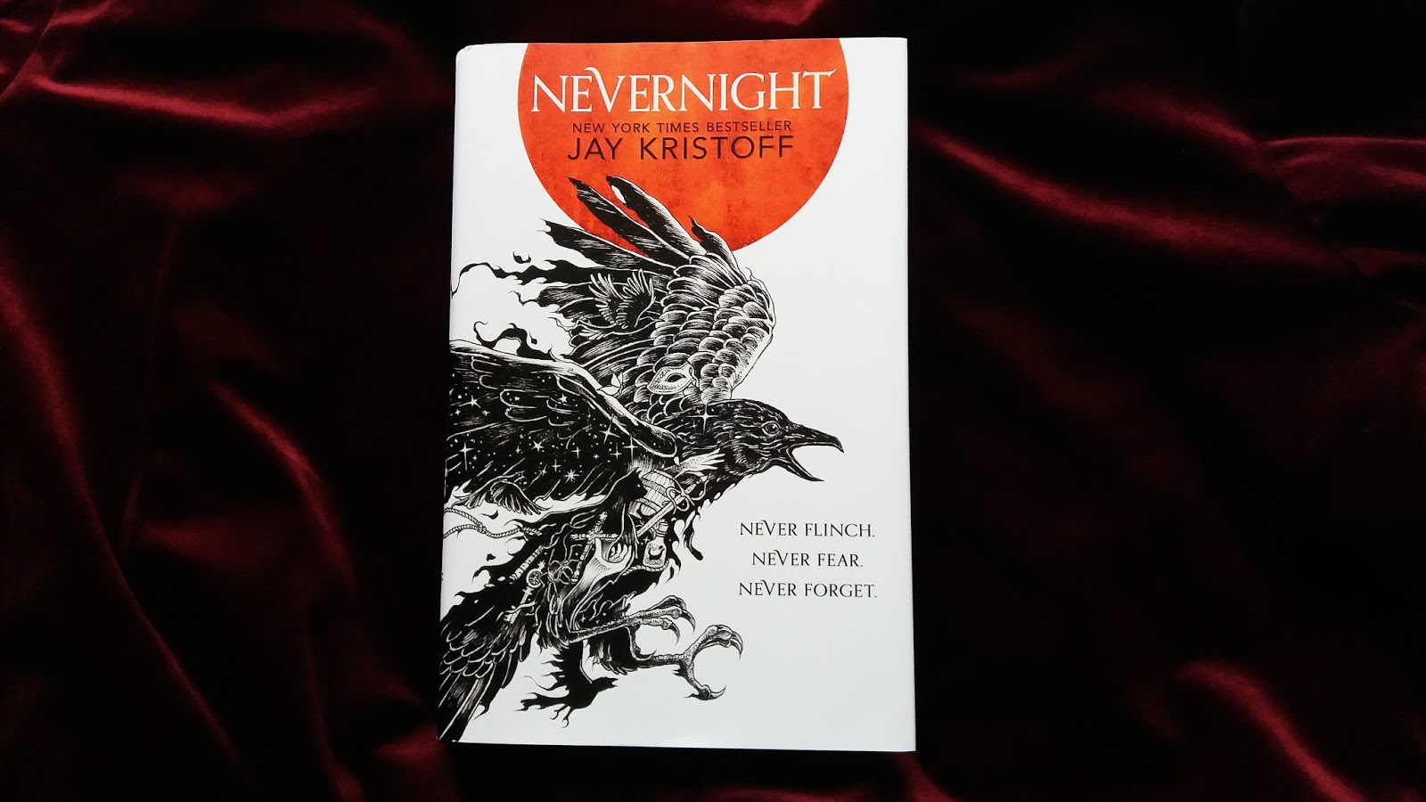 Nevernight by Jay Kristoff Review
