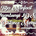 3 Manfaat Tersembunyi LDM (Long Distance Marriage)