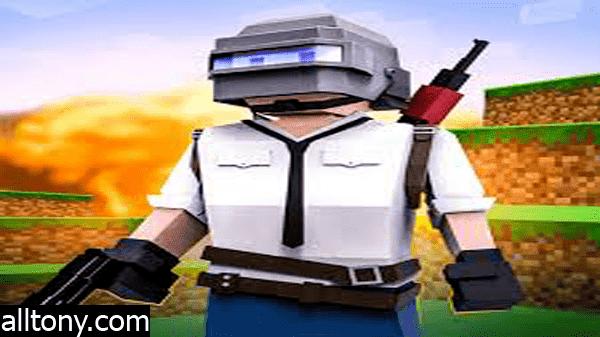 تحميل لعبة PIXEL'S UNKNOWN BATTLE GROUND للأيفون والأندرويد