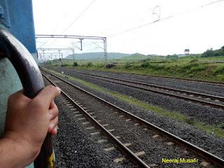 सूरत से भुसावल पैसेंजर ट्रेन यात्रा