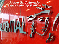 Bukti Komitmen Prudential Kepada Nasabahnya - Prudential Indonesia Bayar Klaim Rp 5 Triliun