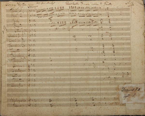 Quinteto Finale - Σπυρίδων Ξύνδας